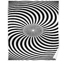 Optical Illusion #1 Poster