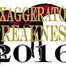 Exaggerator Preakness 2016 by Ginny Luttrell