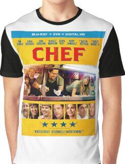 Chef (2014) Graphic T-Shirt