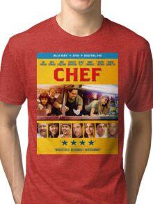 Chef (2014) Tri-blend T-Shirt