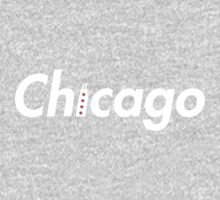 Chicago Tower  One Piece - Long Sleeve