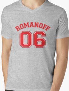 Romanoff 06 Mens V-Neck T-Shirt