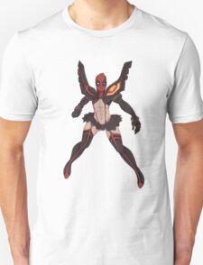 Dead-la-pool Unisex T-Shirt