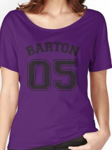 Barton 05 Women's Relaxed Fit T-Shirt