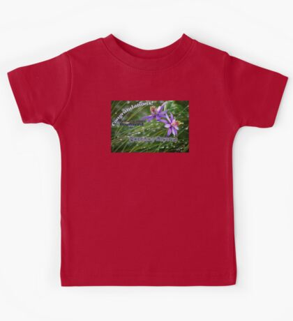 Featured Banner Challenge for Bubbling Artists Kids Tee
