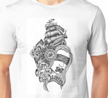Loose Lips Sink Ships Unisex T-Shirt