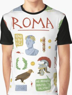Roma Graphic T-Shirt
