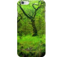 The Heart Of The Forest iPhone Case/Skin