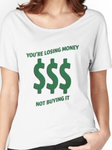 $$$ Women's Relaxed Fit T-Shirt