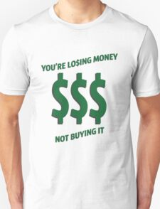 $$$ Unisex T-Shirt