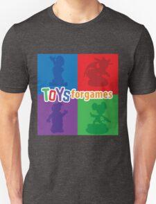 Toys For Games Logo T-Shirt