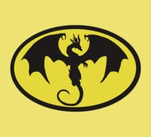 Batman Dragon Kids Tee