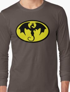 Batman Dragon Long Sleeve T-Shirt