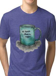 Coffee Love Tri-blend T-Shirt