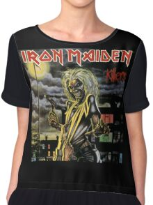 Iron Maiden Killers Chiffon Top
