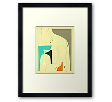FIRST IMPRESSIONS Framed Print