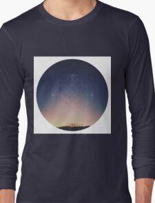 Spiritual mood mandala Long Sleeve T-Shirt