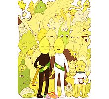 Lemonfamily Photographic Print
