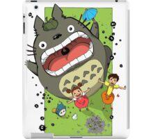 My Neighbor Totoro Funny iPad Case/Skin