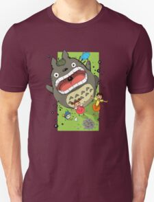 My Neighbor Totoro Funny Unisex T-Shirt