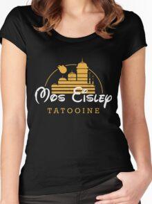 Scum & Villainy Women's Fitted Scoop T-Shirt