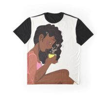 Coffee Cutie Graphic T-Shirt