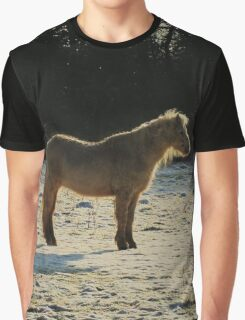 Early Morning Scene Graphic T-Shirt