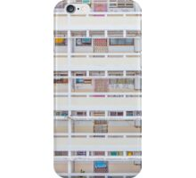 Hong Kong apartment in old district iPhone Case/Skin