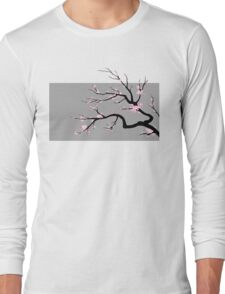 Sakura v1 Long Sleeve T-Shirt
