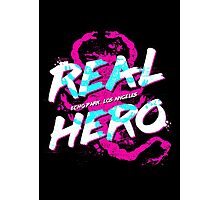 Real Hero Photographic Print