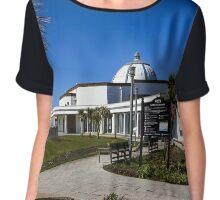Fleetwood-The Marine Hall 2 Chiffon Top