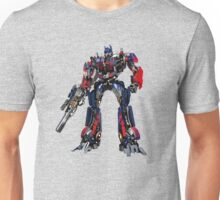 Creative transformers design graphics Unisex T-Shirt