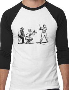 Baseball player bat Men's Baseball ¾ T-Shirt