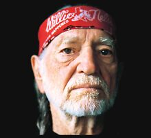 WILLIE NELSON 3 Unisex T-Shirt