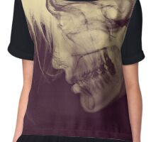 X-Ray Girl Chiffon Top