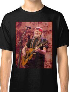 WILLIE NELSON 4 Classic T-Shirt
