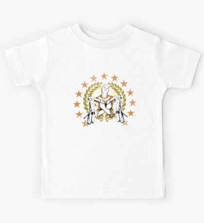 Gangster graphics Kids Tee