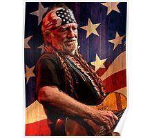 WILLIE NELSON 5 Poster