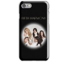 Fifth Harmony White Sweater iPhone Case/Skin