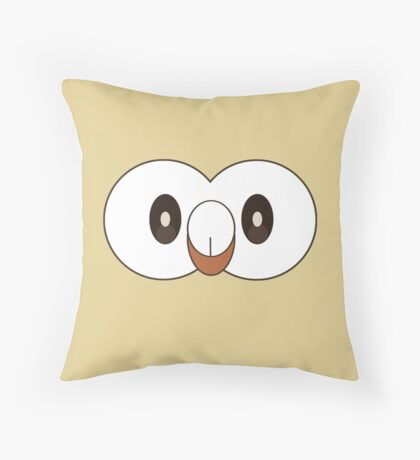 Owl Friend Throw Pillow
