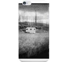 Abandoned Caravan_1 iPhone Case/Skin