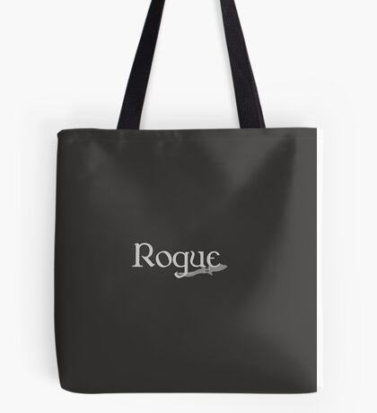 Rogue - dungeons and Dragons Tote Bag