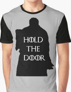 Hodor - Hold the Door Graphic T-Shirt