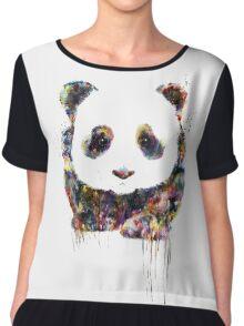 panda Chiffon Top