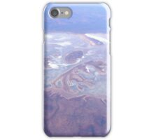 Australian Salt Lake iPhone Case/Skin