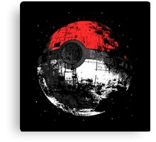 PokeStar Canvas Print