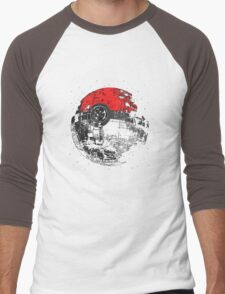 PokeStar Men's Baseball ¾ T-Shirt