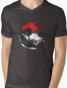 PokeStar Mens V-Neck T-Shirt
