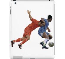Basketball cartoon characters iPad Case/Skin