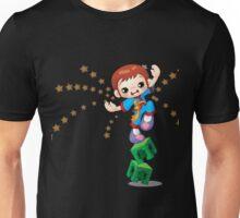 Karate kid design Unisex T-Shirt